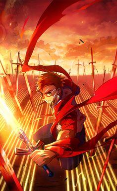 Fate/Stay Night - Emiya Shirou