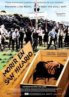 Morir en San Hilario (2005). España. Dir.: Laura Mañá. Comedia. Vida rural - DVD CINE 2375