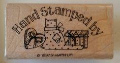 Stampin Up! (Box 9)