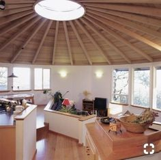 More yurt. who says you can't a few luxuries! Yurt Living, Tiny Living, Living Spaces, Yurt Interior, Interior Architecture, Luxury Yurt, Silo House, Rural House, Yurt Home