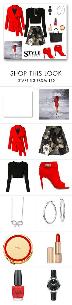 """""""Style Passion"""" by rboowybe ❤ liked on Polyvore featuring St. John, Renwil, Uma 