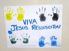 Blog da EBI: Mesas para Festa da Páscoa!