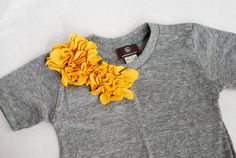 sunshine when the skies are gray 3T one left by bchildrenswear, $32.00