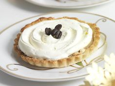 Kona Coffee White Chocolate Silk Tart Recipe...  this recipe is  worth a try for the Kona Coffee Pudding alone....