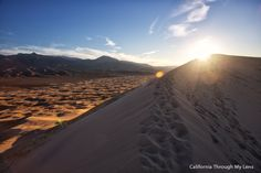 It's hard to believe this vast expanse of desert is located only 3 hours from Los Angeles and even harder to believe the sheer size of the dunes when you see them for the first time. The Kelso Dunes are a great place to experience something completely different such as climbing to the top of …