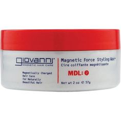Giovanni Magnetic Force Styling Wax 2 oz, Multicolor