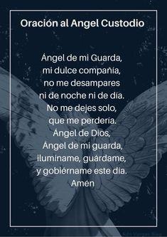 Spanish Prayers, Spiritual Messages, Catholic Prayers, Cute Love Quotes, Prayer Quotes, God Jesus, Daily Affirmations, Book Lists, Tarot