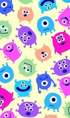 こめ&ぽち&ふぉろーまってます!**NOT再配布・・            ...カラフル ポップ[35720051]の画像。見やすい!探しやすい!待受,デコメ,お宝画像も必ず見つかるプリ画像 Sad Wallpaper, Cellphone Wallpaper, Disney Wallpaper, Iphone Wallpaper, Monsters Inc Boo, Cute Monsters, Graphic Design Illustration, Illustration Art, Character Concept