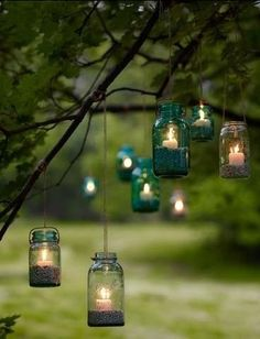 Lighting Your Backyard With Rustic-Modern Charm | Decoration of Home