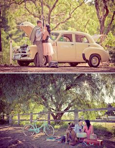 Favorite Engagement Sessions from 2011 | Green Wedding Shoes Wedding Blog | Wedding Trends for Stylish + Creative Brides