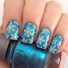 Amazon.com : Winstonia Nail Art Stamping Image Plate - Have a Merry Christmas! : Beauty