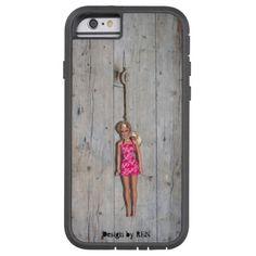 Coque iPhone - Barbie victime de la mode
