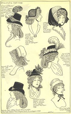 History of Hats   Gallery - Chapter 12 - Village Hat Shop