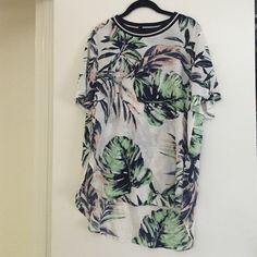 TopShop shirt TopShop Hawaiian shirt Topshop Tops Tees - Short Sleeve