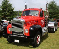 1953 Mack Tractor