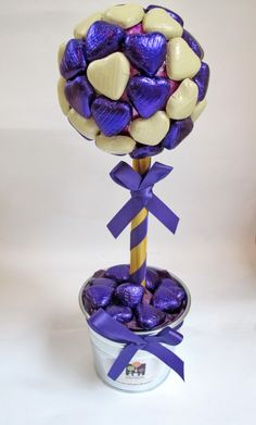 Photos galore of some of our handmade bespoke sweet trees
