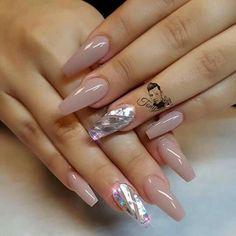 - My Nails Sexy Nails, Cute Nails, Pretty Nails, Fabulous Nails, Gorgeous Nails, Mylar Nails, Coffin Shape Nails, Luxury Nails, Beautiful Nail Designs