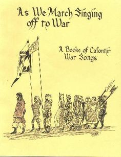 Follow the links to other Calontir songbooks as well!
