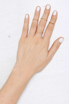 You're So Golden 6-pc. Ring Set