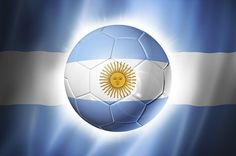 Rikki Knight Brazil World Cup 2014 Argentina Football Soccer Flag Design TanPad Ultra Thin Mouse Pad Ideal for all Laptops, Notebooks, Macbook Air, Macbook Pro Soccer Flags, Football Soccer, Soccer Ball, Brazil World Cup, World Cup 2014, Argentina Football, Fifa, Flag Design, Messi