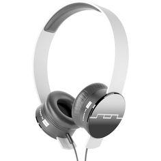 Audífonos Sol Republic Blancos *Hasta agotar existencias* Mejora tu experiencia al disfrutar de la música con estos audífonos que ofrecen comodidad y alta calidad de sonido.