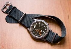 A Primer on watch straps.