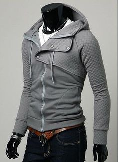 Assassin's Creed Hoodie (If you're ordering from China, be sure to get an XXL.)