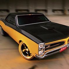 1966 Pontiac GTO – Moonshined