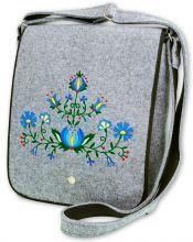 Made in Poland! Handmade bag / www.kokofolk.pl