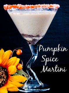 Hosting a holiday party? Need some ideas for drinks for grownups? Try this delicious Pumpkin Spice Martini. This easy drink recipe is sure to impress your guests.