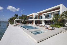 Leef als een god in dit 32 miljoen dollar Miami mansion. - Imagicasa