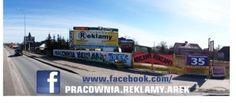 DRUKARNIA A-REK Studio Reklamy Mińsk Mazowiecki wizytówki, ulotki, banery, plakaty, pieczątki