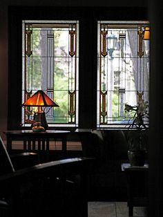 Arts And Crafts - Jewel Windows
