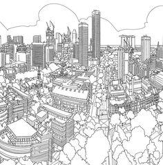 Fantastic Cities Steve Mcdonald