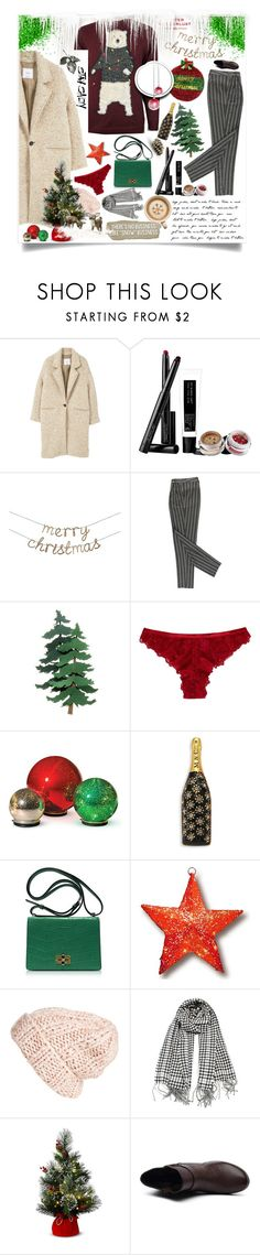 """""""3 days"""" by lseed87 ❤ liked on Polyvore featuring MANGO, Pat McGrath, Meri Meri, Hot Anatomy, Improvements, Marc Jacobs, Diane Von Furstenberg, National Tree Company, Free People and American Eagle Outfitters"""
