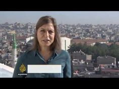 White Helmets praised for humanitarian role in Syria
