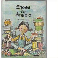 Shoes for Angela: Ellen Snavely, Leonard Shortall: Amazon.com: Books