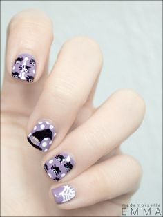Nailstorming #28 Halloween – Le Blog de Mademoiselle Emma