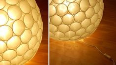 Make an Awesome Lamp Out of Plastic Cups