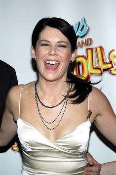 """Lauren Graham Photos - Actress Lauren Graham attends the """"Guys & Dolls"""" opening night party at Gotham Hall on March 2009 in New York City. - """"Guys & Dolls"""" Broadway Opening Night - After Party Hot Actresses, Beautiful Actresses, Gilmore Girls Fashion, Love Lauren, Lauren Graham, Guys And Dolls, Bikini Images, Opening Night, Sexy Legs"""