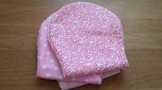 Spucktücher - Spucktuch, Spucktücher 3-er Set rosa - ein Designerstück von…