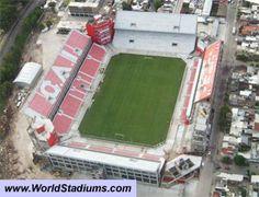 Estadio Libertadores de América Stadium in Avellaneda