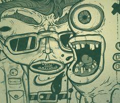 Stranges Faces