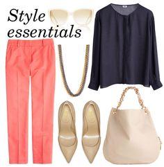 Summer Style Essentials via Daily Dream Decor.