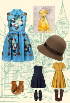 """summer day"" by foell-family on Polyvore"