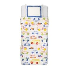 Amazon.com: Ikea Vitaminer BIL Duvet Cover and Pillowcase(s), Multicolor: Furniture & Decor