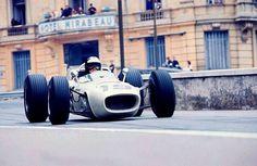 Ronnie Bucknum, Monaco 1965.