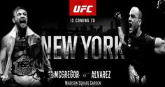 UFC 205 Live Streaming – McGregor vs Alvarez Live Stream