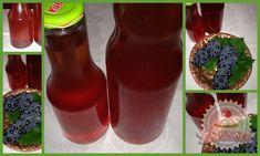 Szőlőszörp Hot Sauce Bottles, Drinks, Food, Drinking, Beverages, Essen, Drink, Meals, Yemek