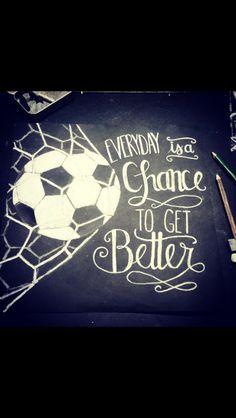 Soccer canvas Soccer Banquet, Soccer Theme, Soccer Decor, Soccer Ball, Soccer Pro, Soccer Drills, Nike Soccer, Soccer Crafts, Soccer Bedroom